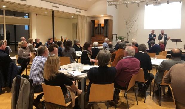 Begin februari was de eerste bijeenkomst over het subsidiebeleid. In april wordt de volgende georganiseerd.