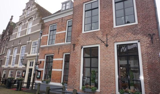 Als de plannen van de familie Kriek worden goedgekeurd, wordt het Ambachts- en Baljuwhuis een boutique hotel. Foto: VSK