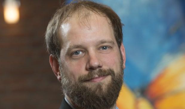 SP fractievoorzitter Erik Maassen. Foto: John Brussel