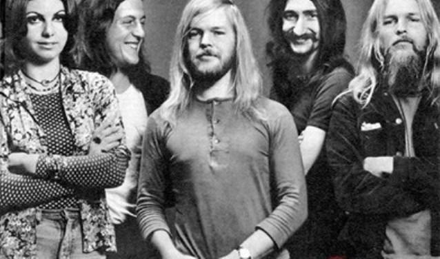 Earth & Fire in 1971 (foto: website Earth & Fire fanclub) Foto:  © VSK