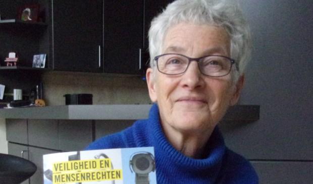 Berta Both-Rosenberg is vrijwilliger bij de werkgroep van Amnesty Voorschoten/Wassenaar. Foto: GroenLinks