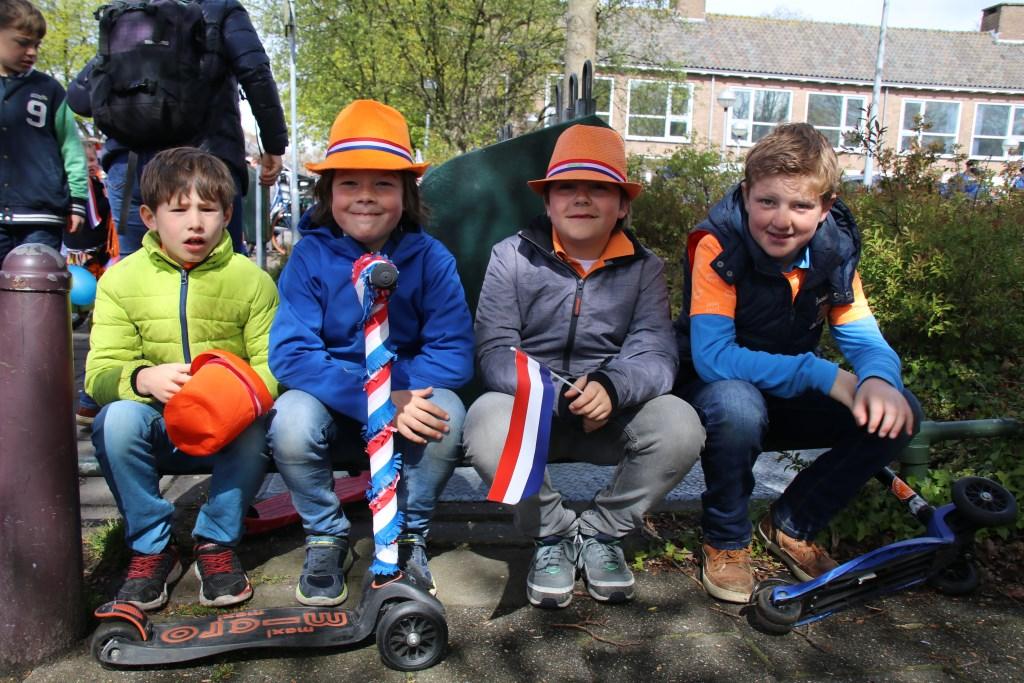 Verkoop je oude speelgoed op de kindervrijmarkt. Foto: Nelleke de Vries  © VSK