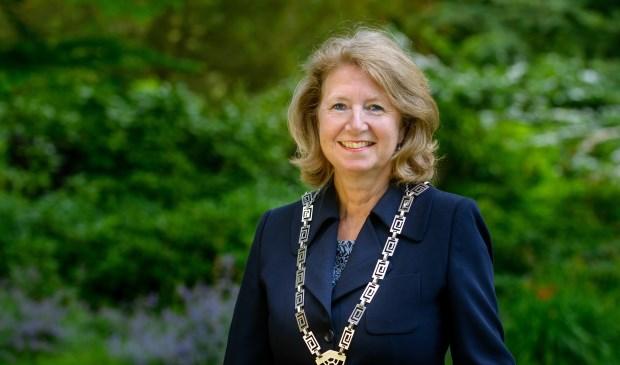 Waarnemend burgemeester Bouvy-Koene verhuist naar Voorschoten. Of ze ook kroonbenoemd burgemeester wordt, heeft daar niets mee te maken. Foto: Rita van de Poel