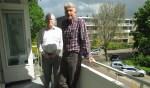 GroenLinks interviewt Zon op Voorschoten