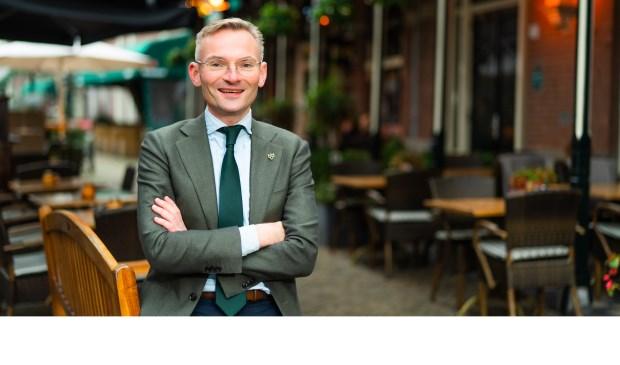 Wethouder Nanning Mol van Werk en Inkomen. Foto: Mike van Bemmelen