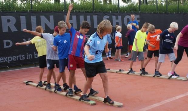 Ook dit jaar is er weer een zomersportkamp. Foto: VSK