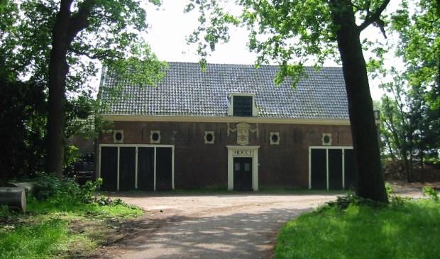 Koetshuis Ter Horst. Foto: gemeente Voorschoten