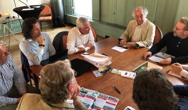 Praten aan de dilemmatafels over gemeentelijke financiën