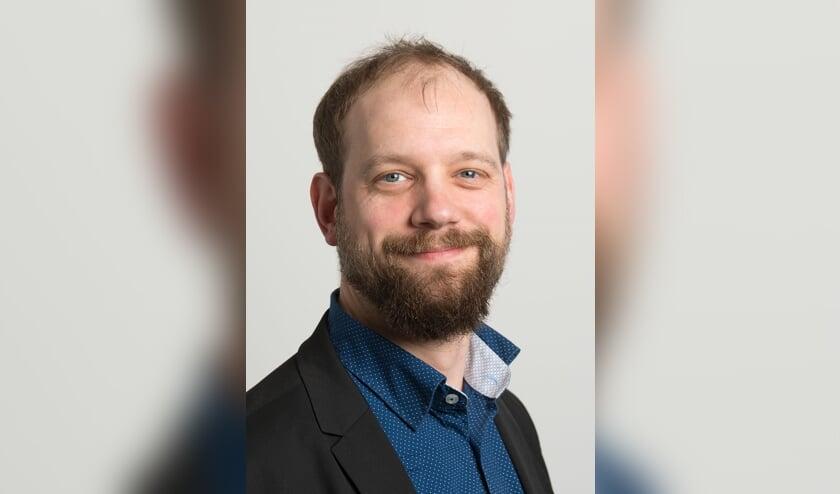 SP-fractievoorzitter Erik Maassen. Foto: pr