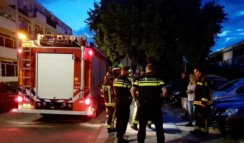 Foto: Facebook brandweer Voorschoten