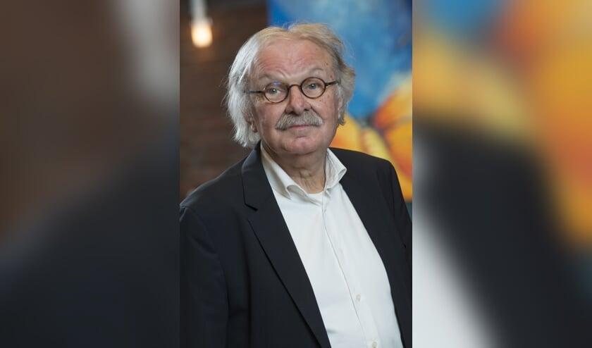 Fractievoorzitter Ad de Graaf van de PvdA.