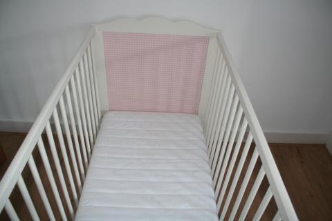 Aerosleep Matras Ledikant : Babypeuter bedje ledikant matras aerosleep topdek & dekbed