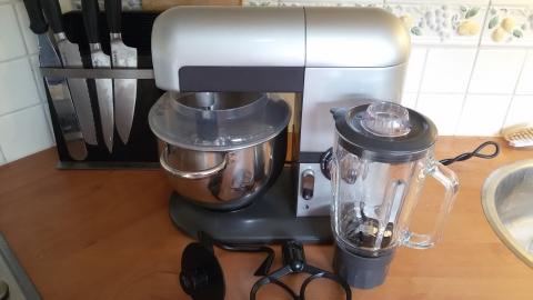Nieuw keukenmachine herman den blijker- marktplein KL-51