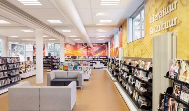 een vijfde van inwoners is lid bibliotheek | hetkrantje-online.nl