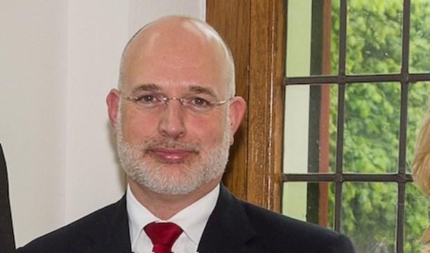 Wethouder Frank Rozenberg (archieffoto).