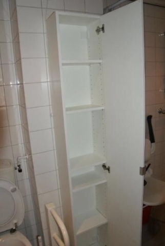 Mooie IKEA-badkamerkast- marktplein