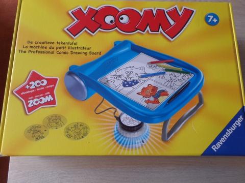 Verbazingwekkend Xoomy tekentafel weinig gebruikt!!- marktplein RB-71