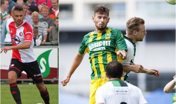 Matthew Steenvoorden van Feyenoord naar ADO Den Haag? (foto's: Alexander Wagener & PR ADO Den Haag).