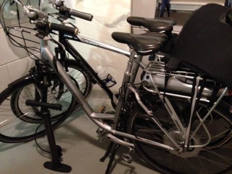 Verwonderlijk Set elektrische fietsen merk TREK - marktplein QW-69