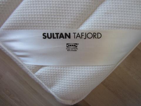 Dekmatras Ikea Sultan.Ikea Dekmatras Sultan Dizzymansband