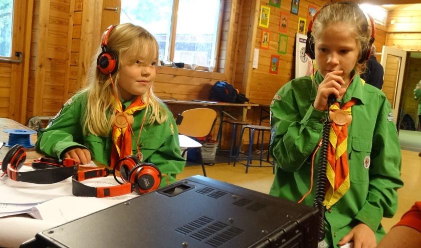 Voor de meiden en jongens een mooie kans om zich persoonlijk te ontwikkelen op het vlak van communicatie en techniek. Foto: pr