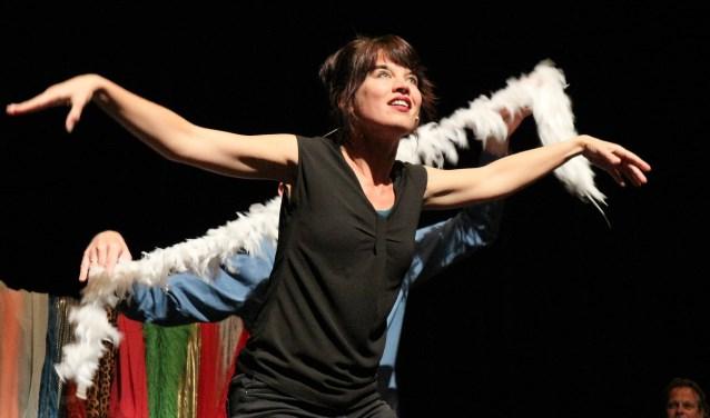 'Kom kijken, kom delen – wij spelen!' is het credo van Theater Boven Water (foto: pr).