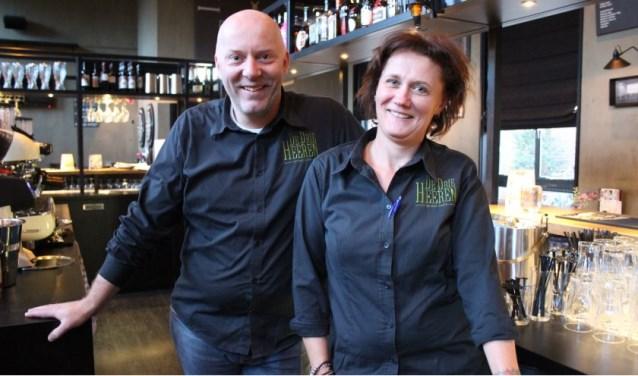 Marcel Soeterbroek en Hedy Tuit zijn klaar voor warme herfstacties.