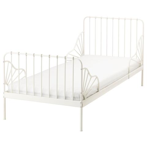 Wonderbaarlijk Mooi wit stalen meiden bed...- marktplein XO-95