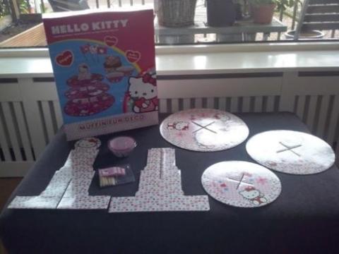 Hello Kitty Opbergkast.Nieuw Etagere Hello Kitty Marktplein