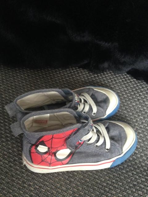 Kinderschoenen 27.Spiderman Kinderschoenen Mt 27 Marktplein
