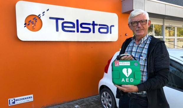 Cees van der Ende nam de AED van Telstar Uitgeverij B.V. even onder de loep.