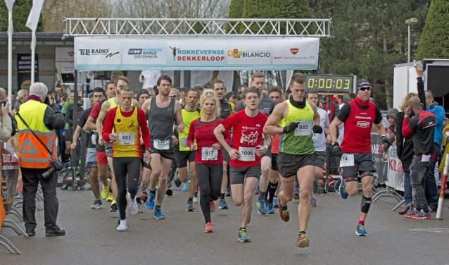 De afstanden die je kunt lopen zijn: 1,5 km Kids Run, 5 km, 10 km en de Halve Marathon. Foto: pr