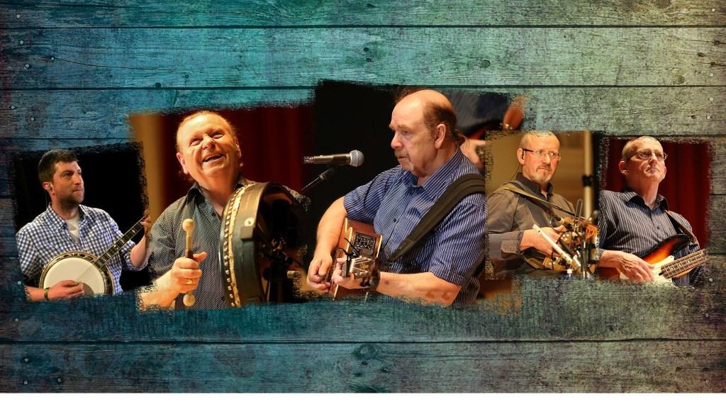 '40 Years around the World' met The Fureys. Een concert van deze Ierse groep is er eentje om nooit te vergeten, met een lach en een traan, iedereen gaat vrolijk naar huis. Foto: pr