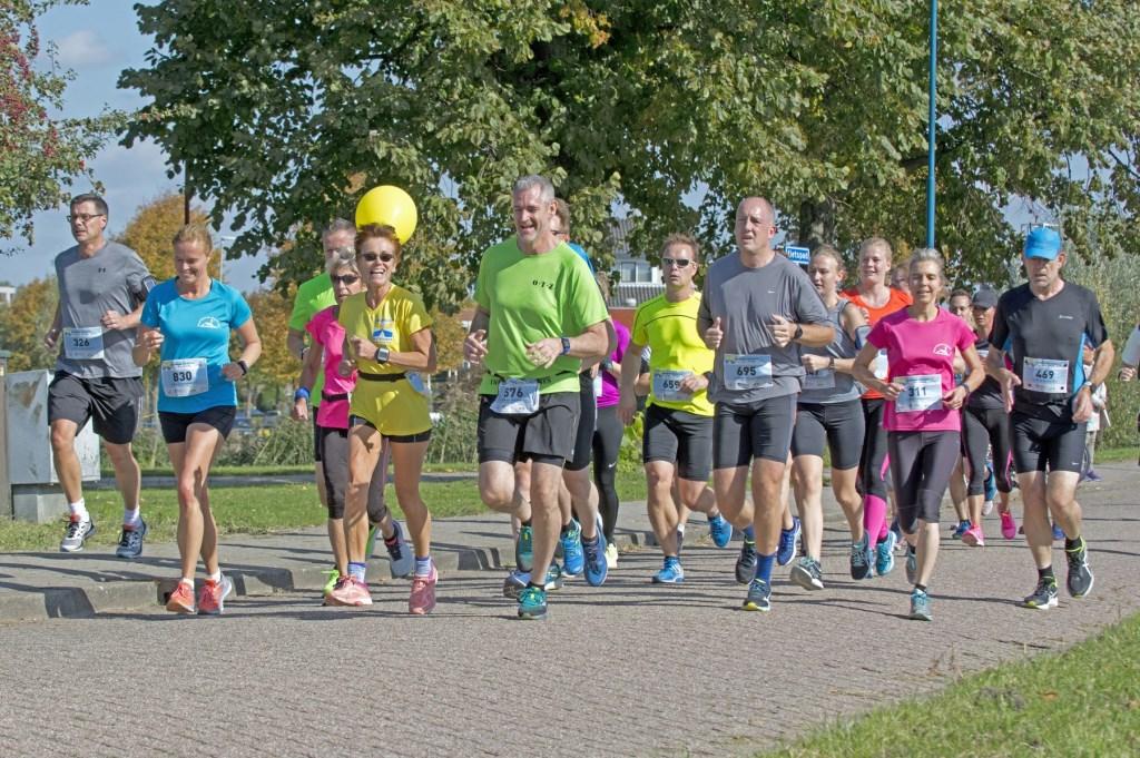 De Geuzenloop bestaat uit de 5 km, 10 km en 21,1 km (halve marathon). Foto: stiefpaparazzi  © Postiljon