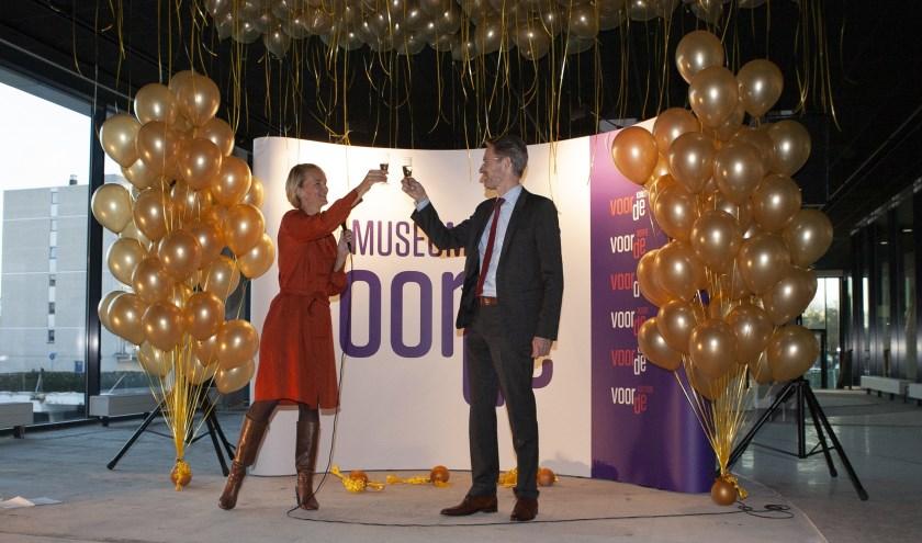 Het nieuwe museum De Voorde in Zoetermeer heeft de ambitie om er voor iedereen te zijn. Foto: pr