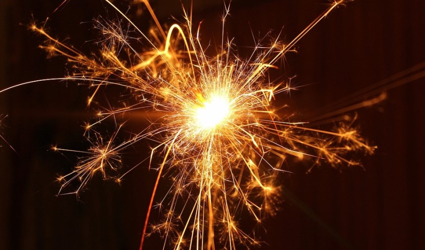 Van het TIP-burgerpanel Zoetermeer vindt 84 % het aanwijzen van vuurwerkvrije zones door de gemeente een goede zaak. Foto: Pixabay