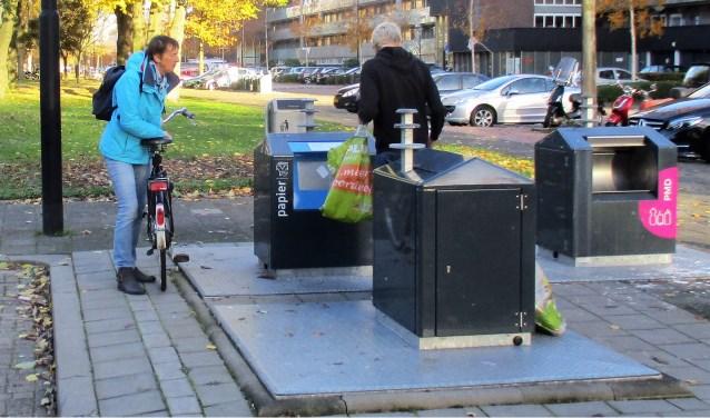 Leidschendam-Voorburg heeft zijn eigen Cleanteam-vrijwilligers, al blijft het beperkt tot de inzamelzuilen in de omgeving van de eigen buurt.