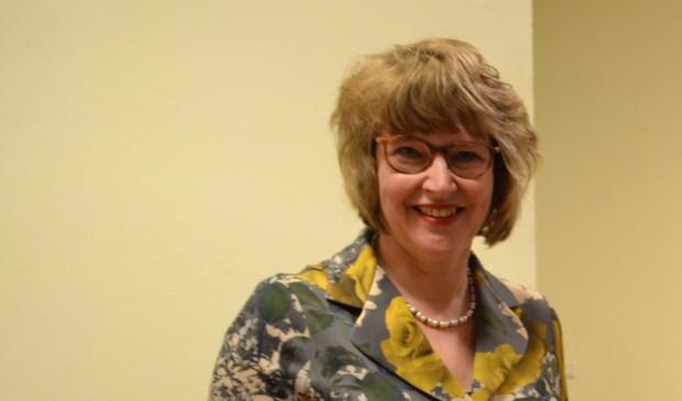 Wethouder Juliette Bouw wil versneld van start met sociale woningbouw (Foto: Inge Koot).
