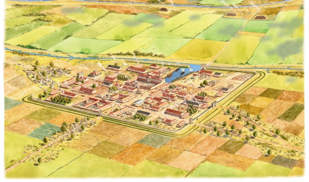 Forum Hadriani. (Foto: PR)