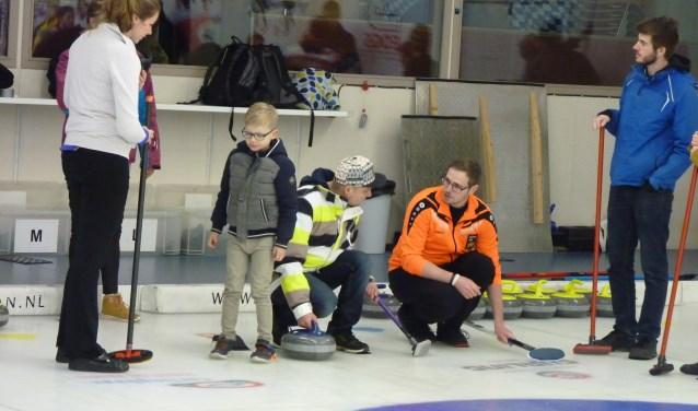 Deze week staat curling weer veel in de belangstelling aangezien het Europees Kampioenschap gehouden wordt in Estland. Foto: pr