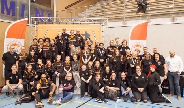 Het Kai Sei team en nagenoeg alle vrijwilligers. Foto: pr