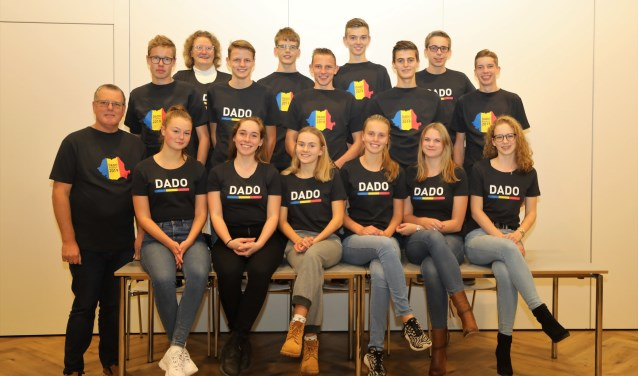 De jongeren noemen zichzelf DADO.
