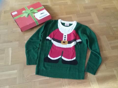 Kersttrui Postcodeloterij.Kerst Trui Maat L Xl Nieuw In Doos Postcodeloterij Marktplein