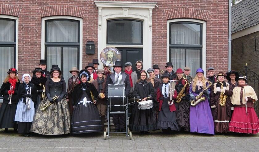 The Dickens Christmas Band Haaglanden.