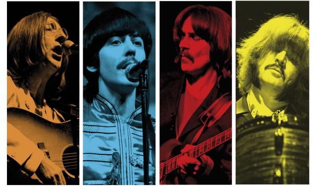 The Bootleg Beatles zijn ontstaan uit de cast van de West End show 'Beatlemania'. Foto: pr