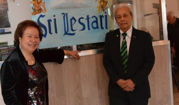 Steun de 'Vergeten Indische Nederlanders in Indonesië'. Organisatoren Carmen en Tom Boon von Ochssee van stichting Sri Lestari. Foto: pr
