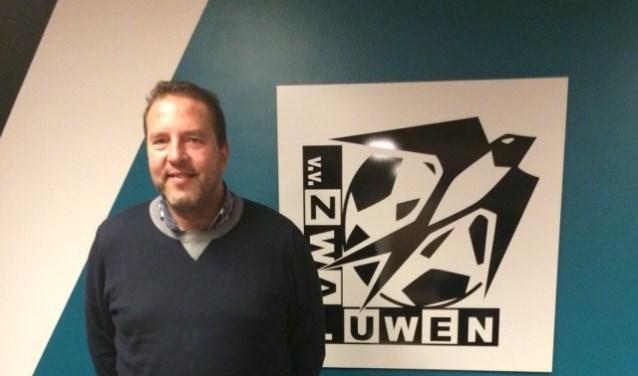 Oscar Biesheuvel is vanaf seizoen 2018/2019 de opvolger van de huidige trainer Faizel Soekhai. Foto: Zwaluwen Vlaardingen