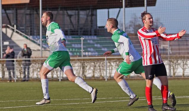BSC'68 tegen Leiden eindigde in een 2-2 gelijkspel. Tekst: Leo van den Berg / Foto: Cees Luiten