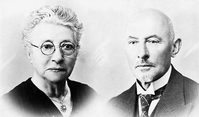 Het echtpaar Ziekenoppasser dook in 1943 onder bij Pieter Willem van der Meulen en zijn vrouw Adriana van der Meulen-Stolk in Voorburg.