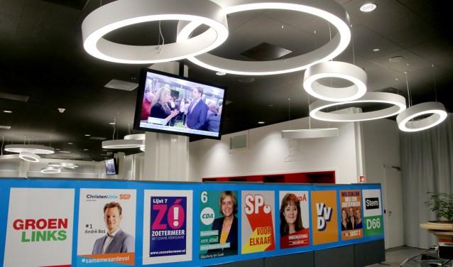 Het 'verkiezingscircus' in Zoetermeer is voorbij... Het speculeren over de samenstelling van een nieuw college is al volop begonnen.